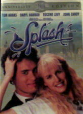 SPLASH (1984) Tom Hanks Daryl Hannah Eugene Levy John Candy Shecky Greene SEALED