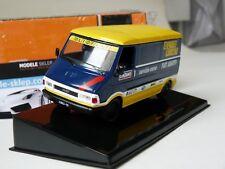 Fiat 242E, Olio Fiat Rallye Assistance SERVICE VAN RALLY 1:43 NEWS