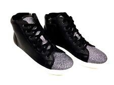 Chaussures femme Noir avec paillettes Guess Taille 38 FR/ 7.5 US