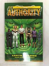 The Authority Vol. 3 Earth Inferno and Other Stories TPB Wildstorm DC 2002