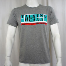 TALKING HEADS More Songs Boxes About Buildings & Food Slim Fit T-Shirt S-XL NEW