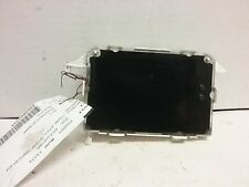 12 2012 Ford Fiesta radio display screen with voice recognition CE8T-18B955-BB