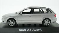 MINICHAMPS - Audi A4 Avant 3.2 Quarttro - silber - 1:43 in OVP /Box Modellauto