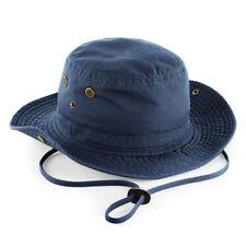 Unisex Mens Ladies Outback Hat Sun Protection Holiday Aussie Safari Brim Bush
