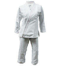 Pink Jiu Jitsu Gi for Womens - White/Pink, 100% Cotton Diamond Weave Preshrunk.
