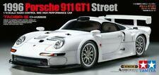 47443 Tamiya 1/10 RC Car TA03R-S Chassis Porsche 911 GT1 Street Kit Retro
