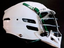 Cascade CPX-R Lacrosse Adjustable Helmet With Seven Liner Fits Most White  VGC*!