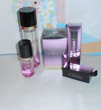 Victoria's Secret Five (5) Piece Fearless Eau De Parfum Lot NEW