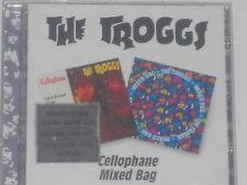 THE TROGGS -Cellophane / Mixed Bag- CD