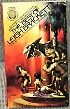 THE BEST OF LEIGH BRACKETT / First Edition 1977