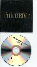 MACKLEMORE RYAN LEWIS THE HEIST RARE FRENCH PROMO CDS
