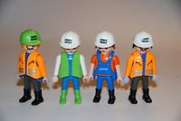 Playmobil lote constructores 1