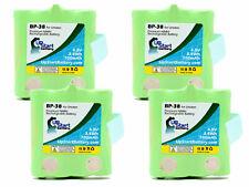 4x Battery for Uniden GMRS, GMR1048-2CK, GMR635, GMR1558-2CK, GMR3689