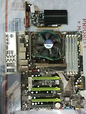 Evga nForce 790i Ultra SLI Core2 Quad Q6600 and 8GB Ram