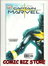 Marvel Comics Issue 1 2 2002 Captain Marvel Rick Jones Peter David Stan Lee