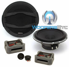 "HERTZ MPK 165.3 MILLE PRO 6.5"" CAR COMPONENT SPEAKERS TWEETERS CROSSOVERS NEW"