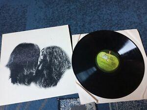 Wedding Album Gatefold John Lennon Yoko Ono Vinyl Lp Smax 3361 Apple