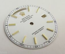 .VINTAGE ROLEX PRESIDENT GLOSS WHITE STICK DIAL 18038 HARD TO FIND!