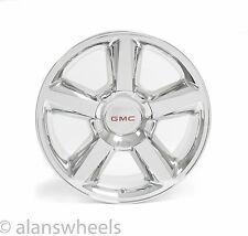 "4 NEW GMC Sierra Yukon Denali Chrome 20"" Wheels Rims Free Shipping 5308"