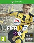 NEW & SEALED - XBOX ONE FIFA 17, EA Sports, UK PAL, Microsoft, Featuring Legends