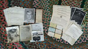 Lot 4 of 4 HUGE 1931 Rip Cord Club of the USA Airborne Paratrooper Rigger Photos