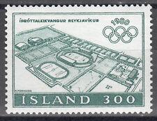 Island Nr. 555** Olympia 1980 Moskau / Olympic Games