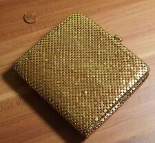 Schöne Damen Geldbörse hochwertig verarbeitet OROTON Goldplättchenmuster (G4)