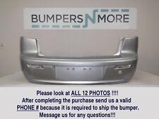 OEM 2008-2015 Mitsubishi Lancer ES/DE/GT/SE/GTS w/o Turbo Rear Bumper Cover