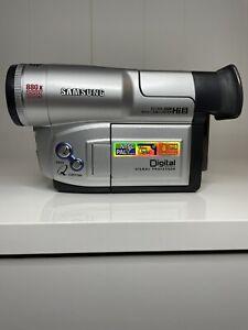 Samsung SCL906 HI8 8mm Video8 Camcorder VCR Player Video Transfer Hi-8 Video8