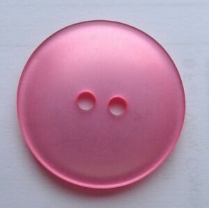 Soft lime green coat buttons,marbled with soft pink  30 mm