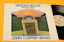 JOHN CLEFFER BAND LP WOOLY BULLY DISCO SUITE ORIG ITALY 1979 NM !!!!!!!!!!!