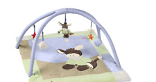 Sterntaler Spielbogen Emmi 0-18 Monate 100x80 cm Krabbeldecke Motorikspieldecke