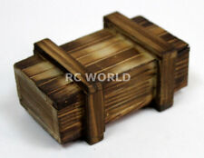 RC 1/10 Scale Accessories All REAL WOOD CASE CHEST