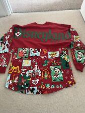 Disneyland Holiday Christmas Spirit Jersey XS