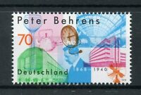 Germany 2018 MNH Peter Behrens German Architect 1v Set Architecture Stamps