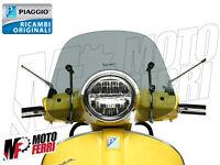 MF1948 - CUPOLINO SPOILER FUME ORIGINALE PIAGGIO VESPA GTS 125 300 HPE 2019 2020