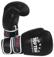 Guantoni da boxe allenamento Super Fight 3000, 18 Oz, di Top Ten. scatole, Kick Boxe, MMA