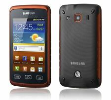 Samsung Galaxy Xcover GT-S5690 Red (Unlocked) Waterproof Smartphone - Warranty