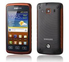 Samsung Galaxy Xcover GT-S5690 rouge (débloqué) étanche Smartphone-Garantie