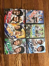 CHIPS : THE COMPLETE SERIES SEASON 1/2/3/4/5/6 NEW SEALED 37-DISC-SET DVD 2017
