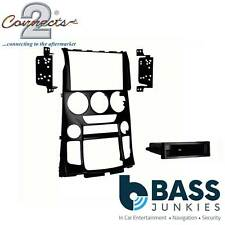 CT24HY26 Hyundai Genesis Coupe 2013 On Car Stereo Single Din Fascia Panel Kit