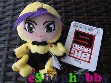 Big Hero 6 Go Go Tomago Plush 38628 Disney Stuffed Toy Ornament Doll Yellow NWT