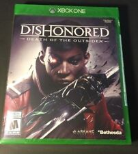 Dishonored [ Death of the Outsider ] (XBOX ONE) NEW