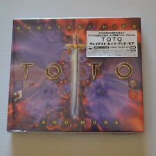 TOTO - Greatest hits...and more - 2003 JAPAN 3CD-DIGIPACK 42-TRACKS