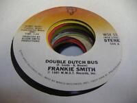 Rock 45 FRANKIE SMITH Double Dutch Bus on WMOT
