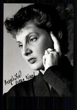 Irene Naef foto original firmado # bc 19768
