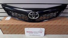 Toyota Camry 12-14 SE 1H2 Cosmic Gray Painted Mesh Grille Genuine OEM OE