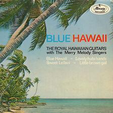 """ROYAL HAWAIIAN GUITARS - Blue Hawaii (VINYL EP 7"""" HOLLAND)"""