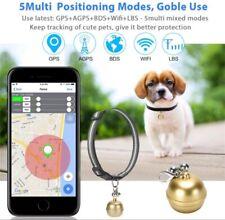 COLLARE LOCALIZZATORE GPS GSM TRACKER PER ANIMALI CANE GATTO CON COLLARE