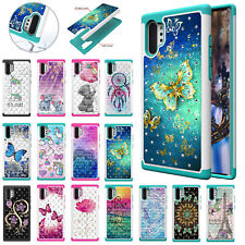 For Samsung Galaxy Note 10 Plus Phone Case Cover Bling Hybrid Diamond Shockproof